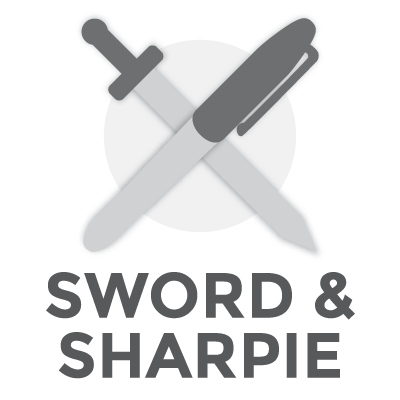 SWORD & SHARPIE